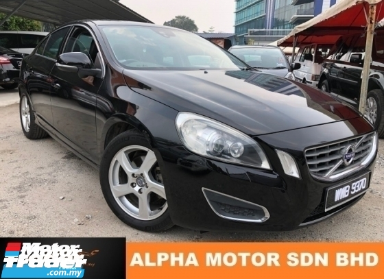 2011 VOLVO S60 T4 1.6 (A) TURBO PRICE NEGO