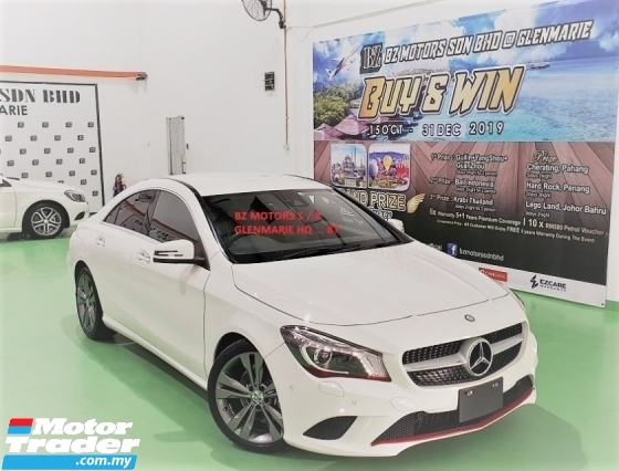 2017 MERCEDES-BENZ GLA 2017 MERCEDES BENZ CLA180 1.6 AVANTGARDE TURBO UNREG JAPAN SPEC CAR SELLING PRICE ONLY RM 173000
