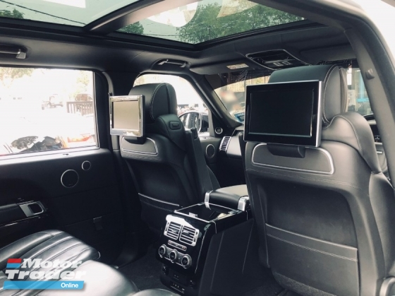 2015 LAND ROVER RANGE ROVER VOGUE AUTOBIOGRAPHY LWB 4.4 SDV8 FULLY LOADED