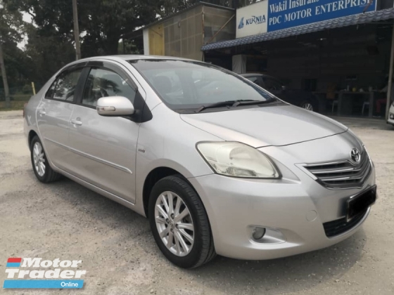 2012 TOYOTA VIOS 1.5 G NEW FACELIFT (A)LUXURIOUS LEATHER SEAT