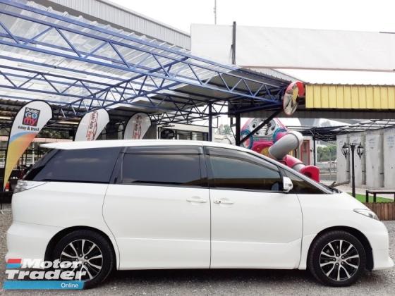2013 TOYOTA ESTIMA Toyota Estima 2.4 ENHANCE (A) 2PWDOOR REVCAM 13/18