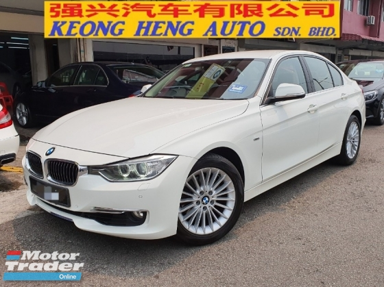 2014 BMW 3 SERIES 320I Luxury 1 Owner