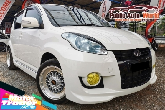 2010 PERODUA MYVI Perodua MYVI 1.3 SE F/LOADED SSCUS DVD WARRANTY