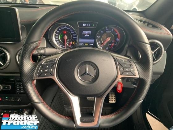 2014 MERCEDES-BENZ CLA 45 AMG SPORT PREMIUM 375HP UNREGISER