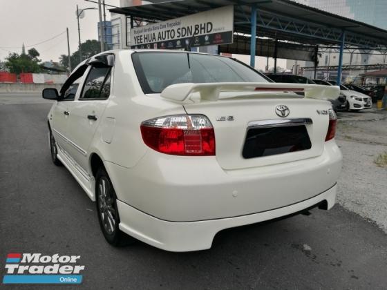 2007 TOYOTA VIOS 2007 Toyota VIOS 1.5 VVT-I (A) FACELIFT G SPEC