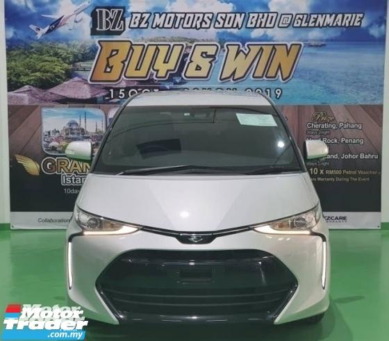 2018 TOYOTA ESTIMA 2018 TOYOTA ESTIMA AERAS SMART 2.4 JAPAN SPEC UNREG CAR SELLING PRICE ( RM 199000.00 NEGO )
