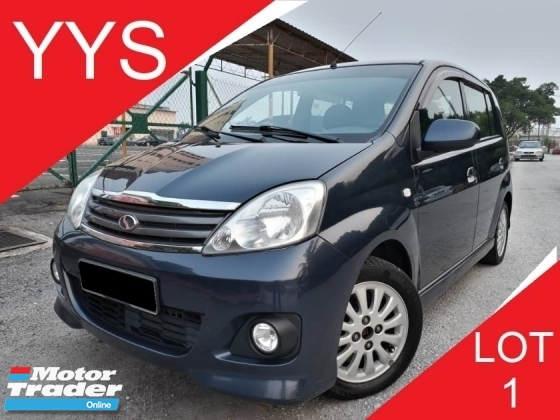 2010 PERODUA VIVA 1.0 (A) EZ 1 CAREFUL OWNER GOOD CONDITION ACC FREE ON THE ROAD PRICE PRICE.