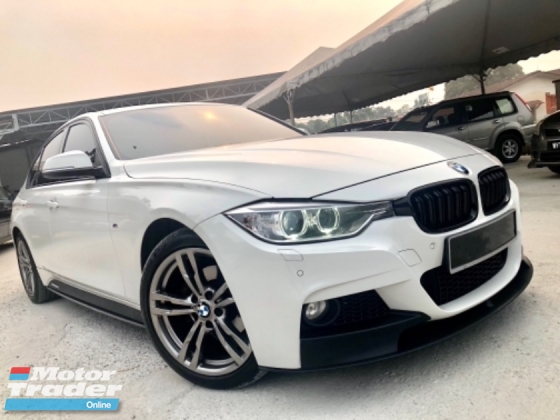 2014 BMW 3 SERIES F30 320I 2.0 (A) COVT M-SPORT VERSION