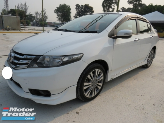 2014 HONDA CITY 1.5E (A) One Owner Full Modulo Bodykit 100% Accident Free Paddle Shift High Loan Tip Top Condition Must View
