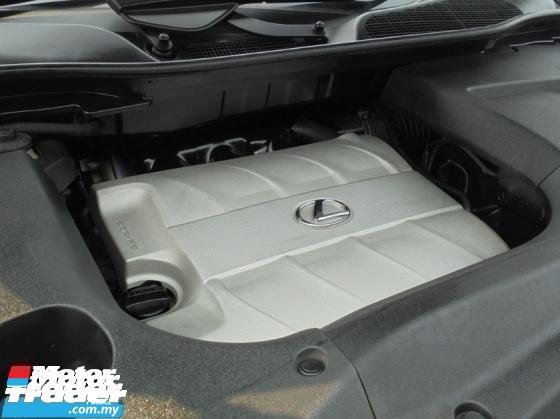 2009 LEXUS RX350  3.5 V6 Keyless PushStart Sunroof Powerboot Facelift LikeNEW