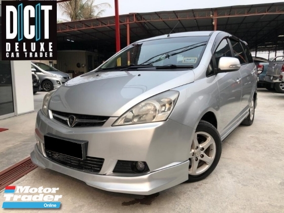 2011 PROTON EXORA 1.6 H-LINE PREMIUM HIGH SPEC ONE MALAY OWNER TIPTOP CONDITION LIKE NEW CAR