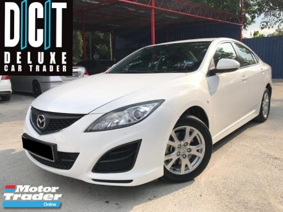 2013 MAZDA 6 2.5 SDN 5EAT PREMIUM HIGH SPEC ONE OWNER LOW MILEAGE SHOWROOM CAR CONDITION LIKE NEW CAR