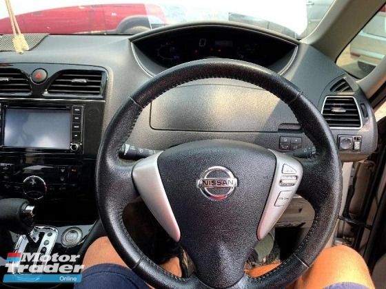 2013 NISSAN SERENA 2.0 S-Hybrid Highway Star PREMIUM MPV BLACKLIST BOLE LOAN(AUTO)2013 Only 1 LADY Own,88K Mileage POWERDOOR+BOOT+SEAT,DVD GPS REVERSE HONDA TOYOTA NISSAN MAZDA PERODUA MYVI AXIA VIVA ALZA SAGA PERSONA EXORA ERTIGA VIOS YARIS ALTIS CAMRY VELLFIRE CITY ACCORD