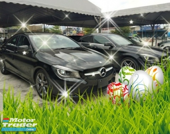 2015 MERCEDES-BENZ CLA 1.6AMG & SE SEPCE 全包价格马币ON THE ROAD~PRICE RM149,888.88 3year warranty