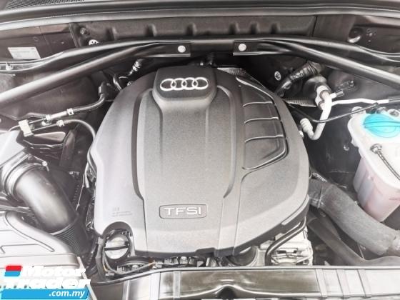 2016 AUDI Q5 Audi Q5 2.0 TFSi FL/SPEC PWBOOT P/START WARRANTY