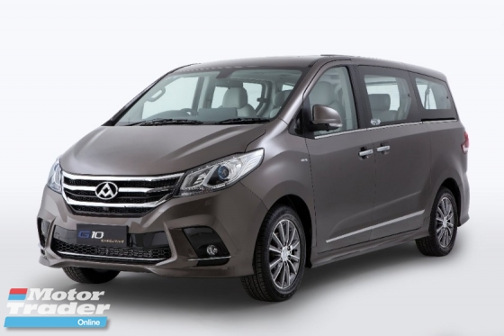 2019 MAXUS G10 EXECUTIVE 2.0 Turbo (OFFICIAL AGENT)