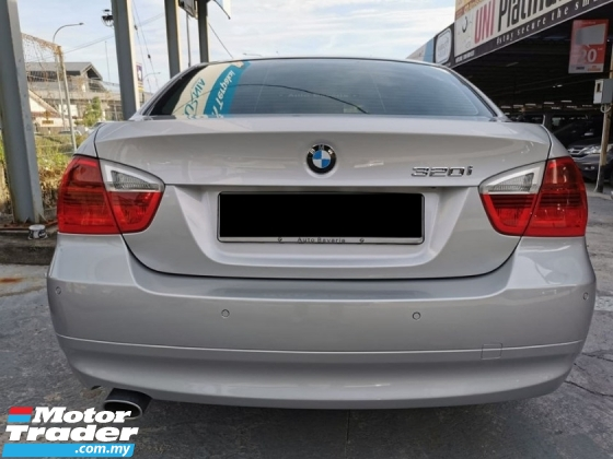 2008 BMW 3 SERIES 320I (A) CKD NEW PAINT FACELIFT  TRUE YEAR