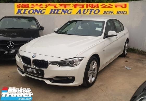 2014 BMW 3 SERIES 320I SPORTS
