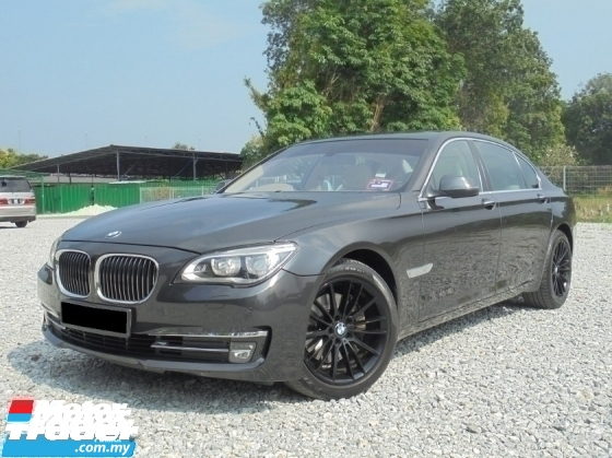 2013 BMW 7 SERIES BMW 730Li 3.0 F02 Sunroof NAVI 3Monitor Powerboot VacuumDoor Luxury LikeNEW