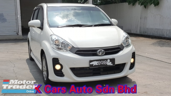 2016 PERODUA MYVI 1.3 SE (A) Facelift Car Keep In Good Condition Never Accident Before No Leaking Problem No Repair Need Worth Buy