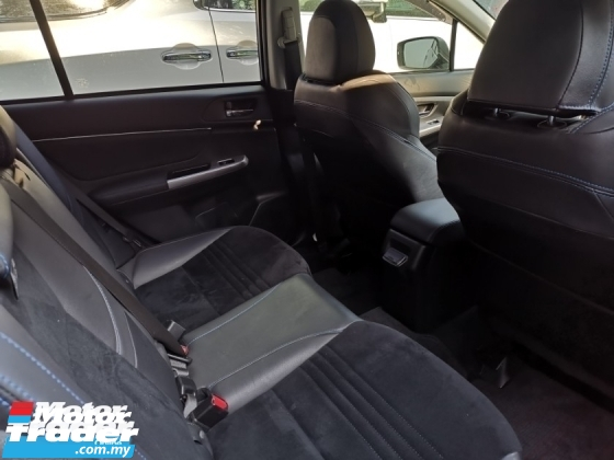 2015 SUBARU LEVORG Subaru LEVORG 2.0 GT-S EYESIGHT