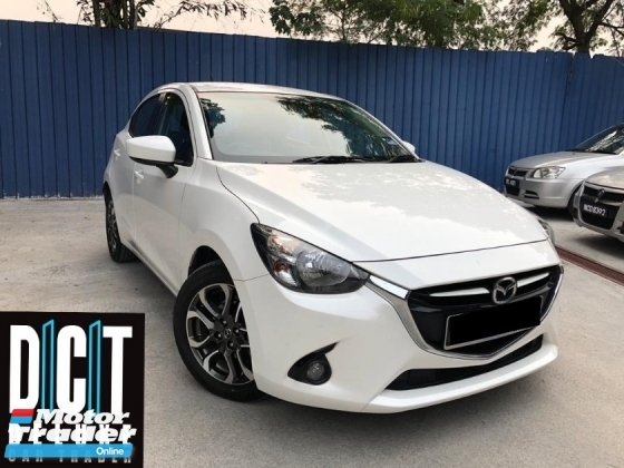 2018 MAZDA 2 1.5 HATCH BACK V-FULL SPEC DEMO UNIT WARRANTY MAZDA