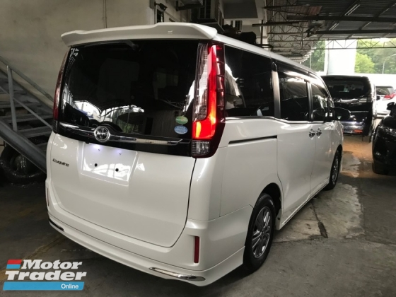 2015 TOYOTA ALPHARD ESQUIRE 2.0 MINI ALPHARD FULL BODYKIT 2 POWER DOORS ALPINE SOUND PARKING CAMERA 2015 UNREG