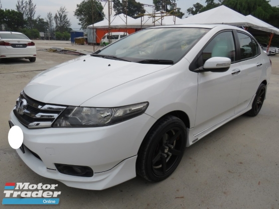 2015 HONDA CITY 1.5E (A) One Owner 100% Accident Free CD/DVD/GPS Paddle Shift Full Spec High Loan Tip Top Condition Must View