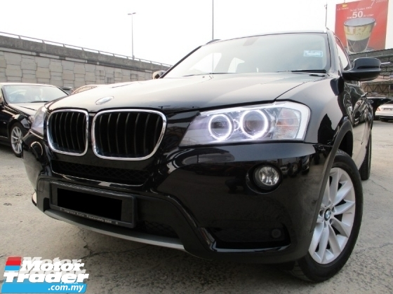 2014 BMW X3 X DRIVE 2.0 (A) SuperbCondition