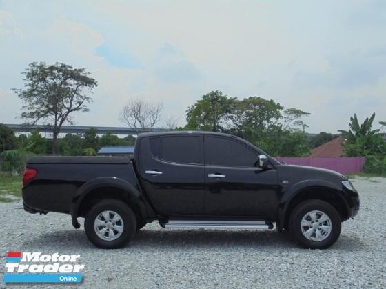 2010 MITSUBISHI TRITON 2.5 4x4 (M) Pickup Truck Facelift TipTOP LikeNEW