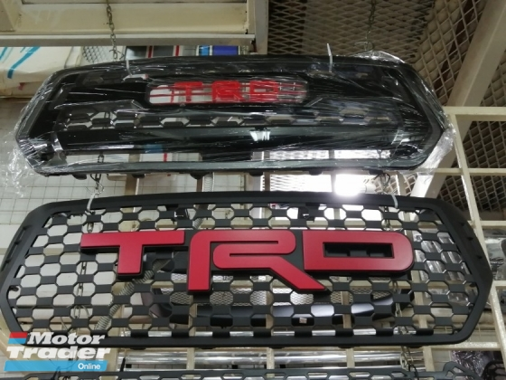 rocco trd front grill Exterior & Body Parts > Body parts