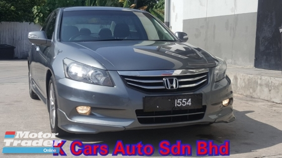 2013 HONDA ACCORD G8 2.4 i-VTEC FACELIFT CAR KEEP IN EXCELLENT CONDITION ACCIDENT FREE NO LEAKING PROBLEM NO REPAIR NEED WORTH BUY