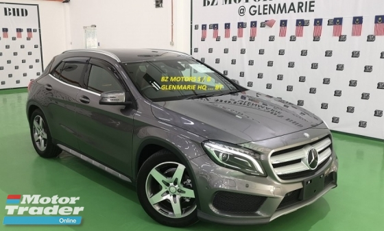 2015 MERCEDES-BENZ GLA 2015 MERCEDES BENZ GLA 180 AMG 1.6 TURBO UNREG JAPAN SPEC CAR SELLING PRICE ONLY RM 159,000.00