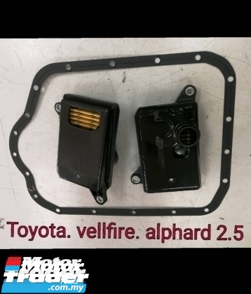 TOYOTA ALPHARD VELLFIRE 2.5 AUTOMATIC TRANSMISSION AUTO KIT NEW PRODUCT GEARBOX PROBLEM NEW USED RECOND CAR PART SPARE PART AUTO PARTS AUTOMATIC TRANSMISSION REPAIR SERVICE TOYOTA MALAYSIA baik pulih  Engine & Transmission > Transmission