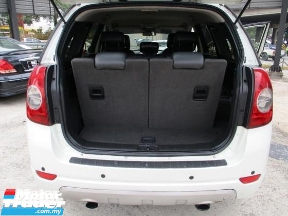 2008 CHEVROLET CAPTIVA 2.0 Diesel (A) AWD OriPaint