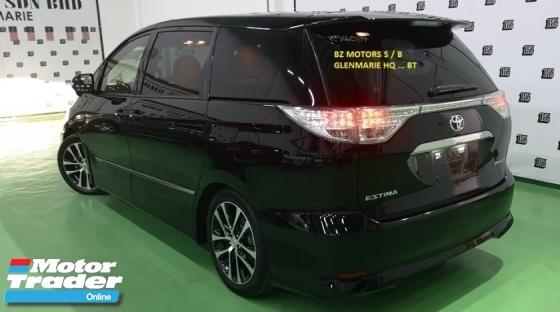 2014 TOYOTA ESTIMA 2014 TOYOTA ESTIMA 2.4 AERAS BERRY JAPAN SPEC UNREG CAR SELLING PRICE ( RM 149000.00 NEGO ) BLACK