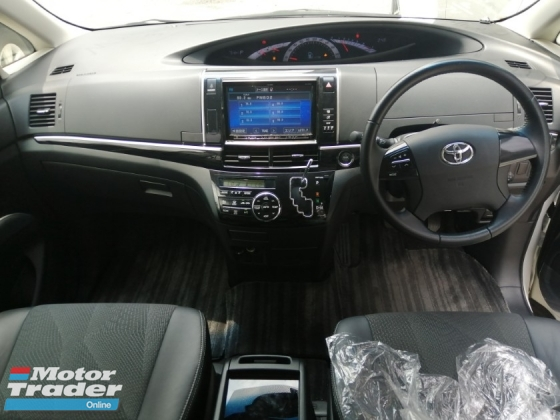 2014 TOYOTA ESTIMA 2.4 PREMIUM/NEW STOCK/OFFER/YEAR END PROMOTION