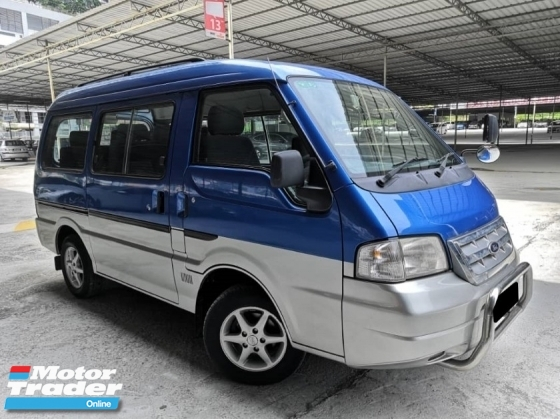 2002 FORD ECONOVAN Ford Econovan 1.8 Auto Double Air-Con 2 Sliding Door 1 Owner