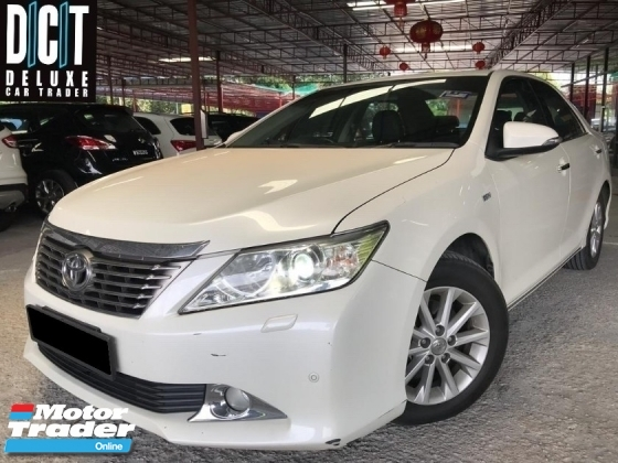 2017 TOYOTA CAMRY 2.0G FACELIFT NEW VERSION FULL RECORD ONE OWNER ORIGINAL PAINT TIPTOP CONDITION LIKE NEW CAR