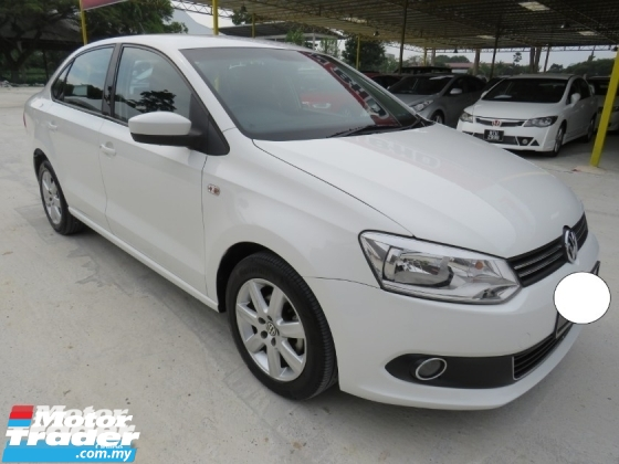 2016 VOLKSWAGEN POLO 1.6 (A) One Lady Owner Service On Time 100% Accident Free High Loan Tip Top Condition Must View