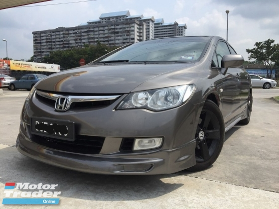 2006 HONDA CIVIC 1.8S-L