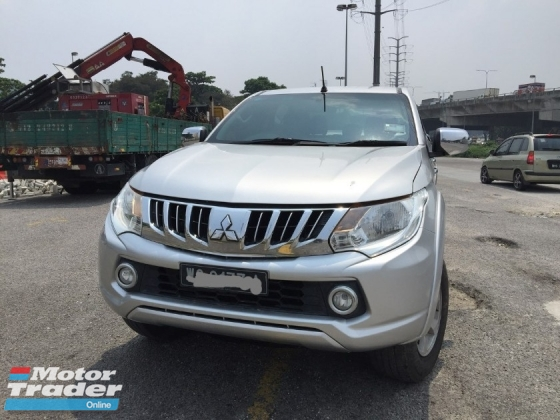 2015 MITSUBISHI TRITON 2.5 AT VGT FACELIFT