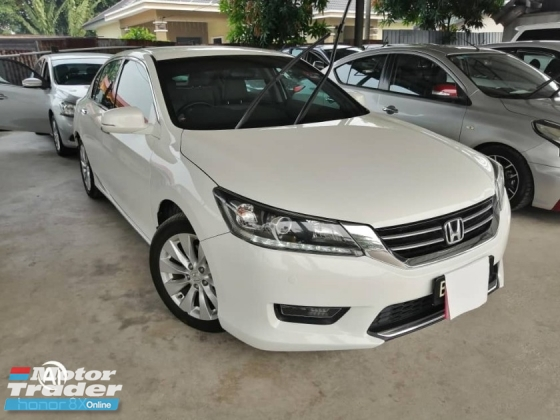 2016 HONDA ACCORD 2.0 VTI