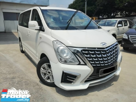 2016 HYUNDAI GRAND STAREX ROYALE