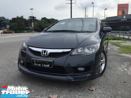 2010 HONDA CIVIC 1.8S-L