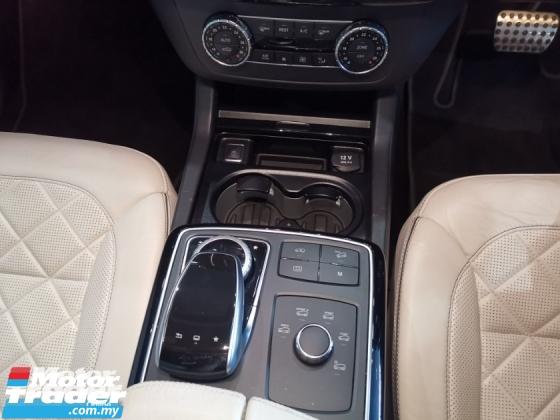2016 MERCEDES-BENZ GLE Mercedez GLE 450 AMG Desino 4 matic
