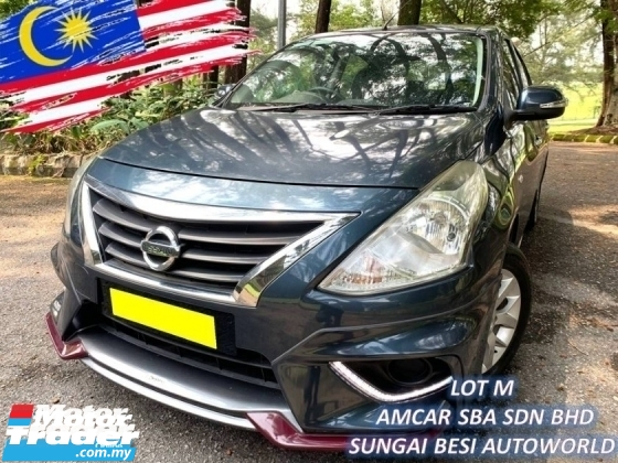 2016 NISSAN ALMERA 1.5 (NISMO) FACELIFT (A) LED DRLs