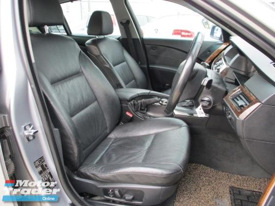 2007 BMW 5 SERIES 523I 2.5 (A) E60 Local