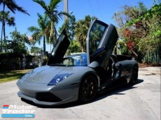 2007 LAMBORGHINI MURCIELAGO LP640 Mileage Less Than 10K Km