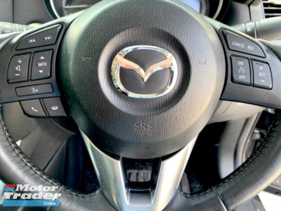 2015 MAZDA CX-5 2.5 4WD SPORTS FACELIFT FULL SPEC SUNROOF